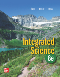 Integrated Science 8th Edition by Bill W. Tillery – PDF ebook*
