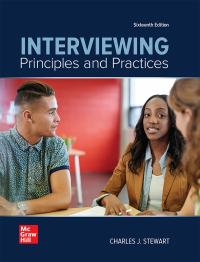 Interviewing: Principles and Practices 16th Edition – PDF ebook*