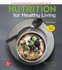 Nutrition For Healthy Living 6th Edition by Wendy J. Schiff – PDF ebook*