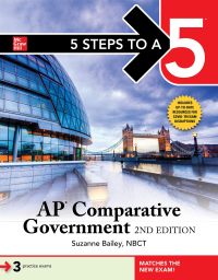 5 Steps to a 5: AP Comparative Government 2nd Edition – PDF ebook*