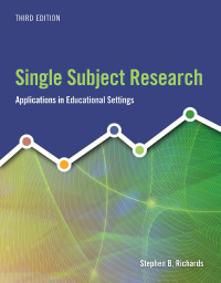 Single Subject Research: Applications in Educational Settings, 3rd Edition – PDF ebook*