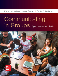 Communicating in Groups: Applications and Skills 11th Edition – PDF ebook*