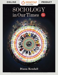 Sociology in Our Times Enhanced, 11th Edition – PDF ebook*