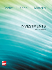 Investments 12th Edition by Zvi Bodie – PDF ebook*