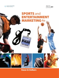Sports and Entertainment Marketing Updated, Precision Exams Edition, 4th Edition – PDF ebook*