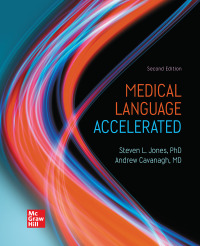 Medical Language Accelerated 2nd Edition by Steven L. Jones – PDF ebook*