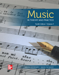 Music in Theory and Practice Volume 1 10th Edition – PDF ebook*