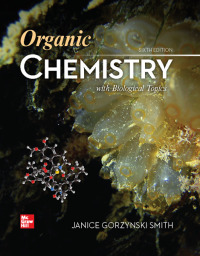 Organic Chemistry with Biological Topics 6th Edition – PDF ebook*
