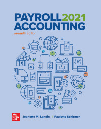 Payroll Accounting 2021 7th Edition by Jeanette Landin – PDF ebook*
