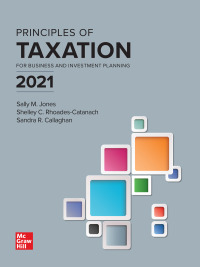 Principles of Taxation for Business and Investment Planning 2021 Edition 24th Edition – PDF ebook*