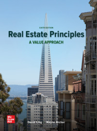 Real Estate Principles: A Value Approach 6th Edition – PDF ebook*