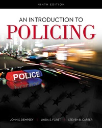 An Introduction to Policing, 9th Edition – PDF ebook*