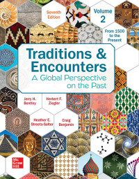 Traditions & Encounters Volume 2 from 1500 to the Present 7th Edition – PDF ebook*