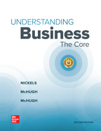 Understanding Business: The Core 2nd Edition – PDF ebook*
