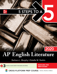 5 Steps to a 5: AP English Literature 2020 1st Edition – PDF ebook*