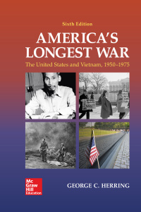 America's Longest War: The United States and Vietnam, 1950-1975 6th Edition – PDF ebook*