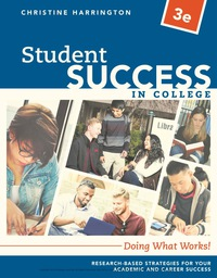 Student Success in College: Doing What Works!, 3rd Edition – PDF ebook*