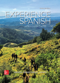 Experience Spanish 3rd Edition by María Amores – PDF ebook*