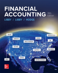 Financial Accounting 10th Edition by Robert Libby – PDF ebook*