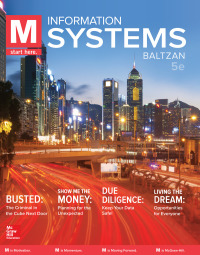 M: Information Systems 5th Edition by Paige Baltzan – PDF ebook*