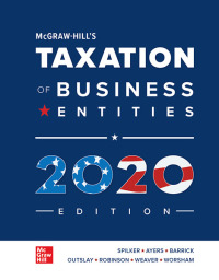 McGraw-Hill's Taxation of Business Entities 2020 Edition 11th Edition – PDF ebook*