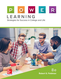 P.O.W.E.R. Learning: Strategies for Success in College and Life 8th Edition – PDF ebook*