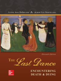 The Last Dance: Encountering Death and Dying 11th Edition – PDF ebook*