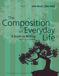 The Composition of Everyday Life, Brief with APA 7e Updates, 6th Edition – PDF ebook*