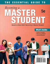 The Essential Guide to Becoming a Master Student, 5th Edition – PDF ebook*