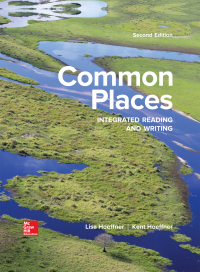Common Places: Integrated Reading and Writing 2nd Edition – PDF ebook*