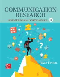 Communication Research: Asking Questions, Finding Answers 5th Edition – PDF ebook*