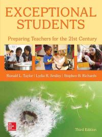 Exceptional Students: Preparing Teachers for the 21st Century 3rd Edition – PDF ebook*