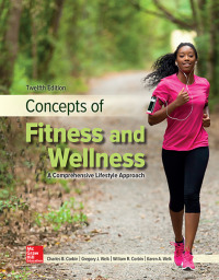 Fitness And Wellness: A Comprehensive Lifestyle Approach 12th Edition – PDF ebook*