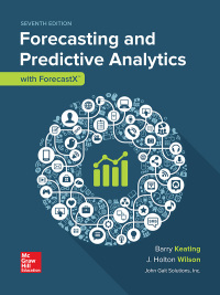 Forecasting and Predictive Analytics with Forecast X 7th Edition – PDF ebook*