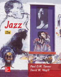 Jazz 13th Edition by Paul Tanner – PDF ebook*