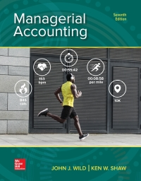 Managerial Accounting 7th Edition by John Wild – PDF ebook*