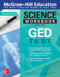 McGraw-Hill Education Science Workbook for the GED Test 2nd Edition – PDF ebook*