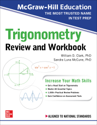McGraw-Hill Education Trigonometry Review and Workbook 1st Edition – PDF ebook*