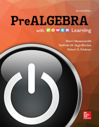 Prealgebra with P.O.W.E.R. Learning 2nd Edition – PDF ebook*