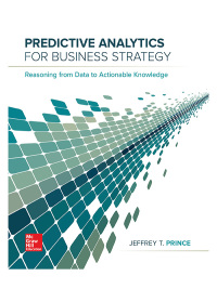 Predictive Analytics for Business Strategy 1st Edition – PDF ebook*