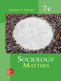 Sociology Matters 7th Edition by Richard T. Schaefer – PDF ebook*