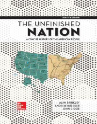 The Unfinished Nation: A Concise History of the American People 9th Edition – PDF ebook*