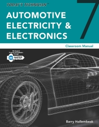 Today's Technician: Automotive Electricity and Electronics, Classroom and Shop Manual Pack, Spiral bound Version, 7th Edition – PDF ebook*