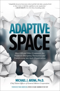 Adaptive Space: How GM and Other Companies are Positively Disrupting Themselves and Transforming into Agile Organizations: How GM and Other Companies are Positively Disrupting Themselves and Transforming into Agile Organizations 1st Edition – PDF ebook*