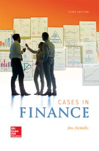 Cases in Finance 3rd Edition by Jim DeMello – PDF ebook*