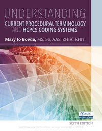 Understanding Current Procedural Terminology and HCPCS Coding Systems, 6th Edition – PDF ebook*