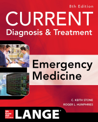 CURRENT Diagnosis and Treatment Emergency Medicine 8th Edition – PDF ebook*