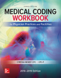 Medical Coding Workbook for Physician Practices and Facilities 8th Edition – PDF ebook*