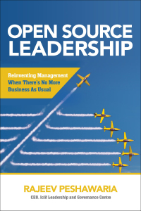 Open Source Leadership: Reinventing Management When There's No More Business as Usual 1st Edition – PDF ebook*