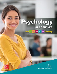 Psychology and Your Life with P.O.W.E.R Learning 3rd Edition – PDF ebook*